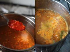 supa de chimen preparare 5