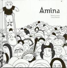 "Martla Lucena / Laura Ramos. ""Amina"" Editorial Descontrol Laura Ramos, Minnie Mouse, Disney Characters, Fictional Characters, Editorial, Art, Craft Art, Kunst, Art Journaling"