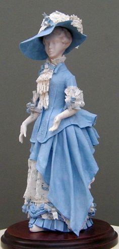 Victorian Period Porcelain Figurine