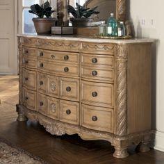 South Coast Dresser by Ashley Furniture