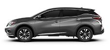 Photo of Nissan Murano S Crossover.