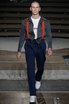 Gosha Rubchinskiy Fall 2016 Menswear Collection Photos - Vogue