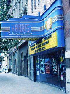 Harris Theatre in Pittsburgh, PA