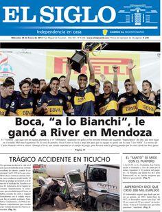 Diario El Siglo - Miercoles 30 de Enero de 20 13