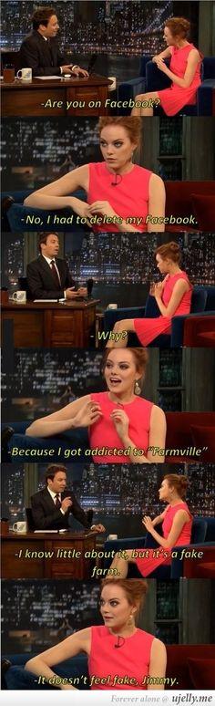 Emma Stone is just great - https://popculturez.com #Celebrity #Entertainmentnews #Celebnews