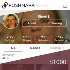 ❤️✨FOLLOW HER✨❤️ SHOUT OUT TO THIS AMAZING LADY!! Go and follower her! She is probably the sweetest and most helpful lady on POSHMARK. I love how great this community is thanks to ladies like her! She has an amazing heart , and of course AN AMAZING POSH CLOSET! Go follow my PFF ❤️❤️😍 PINK Victoria's Secret Tops Sweatshirts & Hoodies