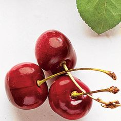 Late-Night Snacks for Better Sleep | Cherries | CookingLight.com