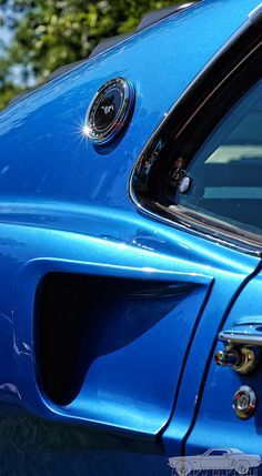 1969 Mustang Detail by Chad Horwedel, via Flickr