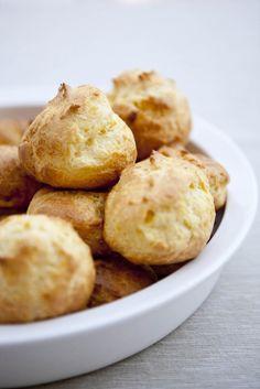 Kitchenette — Sýrové Profiteroly