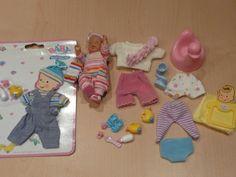 Baby Born Miniworld  - Puppe mit Zubehör  wie Neu