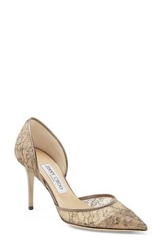 bc1235100f0f Jimmy Choo  Addison  d Orsay Pump (Women) available at  Nordstrom
