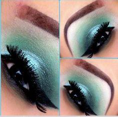 cool makeup eye
