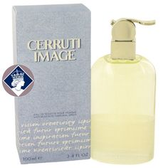 Nino Cerruti Image for Men 100ml Eau De Toilette Spray Cologne Scent Fragrance