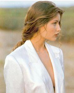 Laetitia Casta for Vogue Italia, April 1995