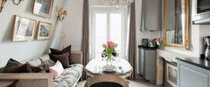 Small Paris Apartments With Amazing Interior Designs http://parisdesignagenda.com/small-paris-apartments-with-amazing-interior-designs/ #interiordesign #Apartments #Paris #Interiors #Paris