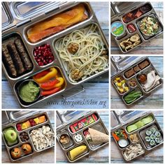 Healthy School Lunch Menu and 15% Discount on the PlanetBox!   The Organic Kitchen Blog and Tutorials