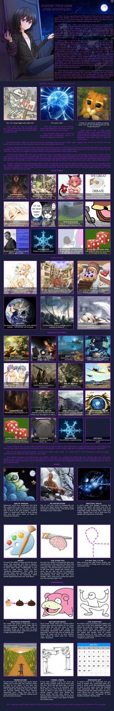 Choose Your Own Cyoa Adventure - Imgur