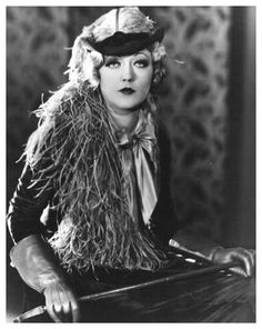 Marion Davies and her riding crop c. 1920