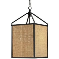 This just gave me an idea to knock out the shutter part of old, wooden indoor shutters and cover with burlap to let more light in!