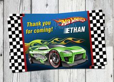 Hey, I found this really awesome Etsy listing at http://www.etsy.com/listing/123107343/hot-wheels-favor-tags-printable-car