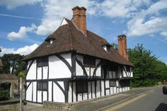 half timber edwardian architecture - Google Search
