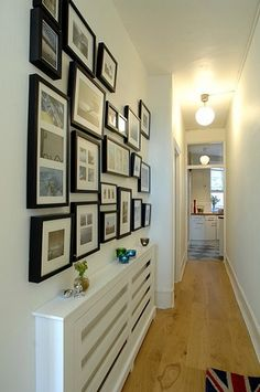 Long and narrow - Hallway