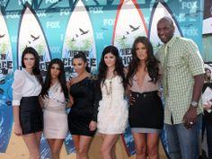 Kendall Jenner, Kourtney Kardashian, Kim Kardashian, Kylie Jenner ...