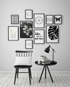Digital prints selection boards start your own by ArtFilesVicky