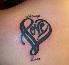 Heart Tattoo - 35  Awesome Heart Tattoo Designs  <3 <3