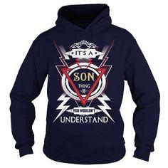 SON  Its a SON…