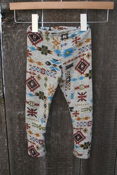 Aztec Print Leggings..Kids Leggings..Baby leggings..Childrens Leggings..Tribal Print..Girls..Boys.. Leg Warmers on Etsy, $19.47 AUD