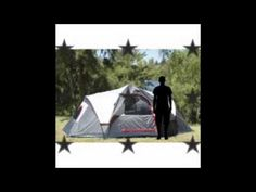 6849b1824a Video review of Family Camping Tents - Lightspeed Ample 6 Tent Tent  Camping, Family Camping