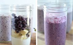 [Recipe] Weight Loss Program: Blueberry Oat Meal-Replacement Smoothie - Page 2 of 2 - Drink Me Healthy Smoothies & Juicing
