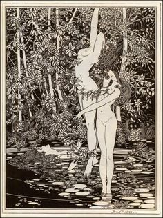 I think this is by Harry Clarke