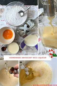 No matter what you name it: eggnog, egg liqueur or advocaat, this drink tastes simply delicious and stands out. Be it to enjoy it plain with a good cake or cookie, or even to cook or bake with it. With this recipe, you'll be ahead of the game and have a delicious homemade egg liqueur always at hand! #eggliqueur #eggnog #advocaat #homemade #christmasdrink #christmasbeverage #christmasshot Best Punch Recipe, Punch Recipes, Walnut Cookies, Christmas Drinks, Homemade Cookies, Food For A Crowd, How To Make Cookies, Cheap Meals, Easy Healthy Recipes