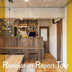 Renovation Report Tour
