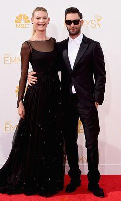 Galanes de alfombra roja: ¡Los guapos que nos enamoraron en los Emmys 2014! ADAM LEVINE
