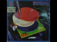 Peter Schilling album art by Brian Hagiwara