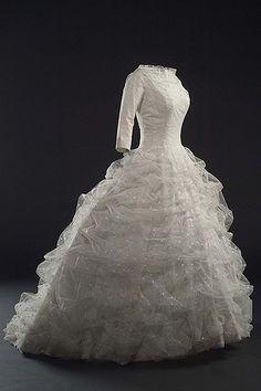 Balenciaga Wedding Gown
