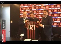Gattuso 2021: ora c'è anche l'annuncio del Milan #Calciomercato #News #Top_News #gattuso #rinnovo