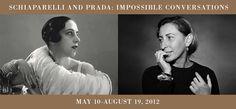 Schiaparelli and Prada: Impossible Conversations banner