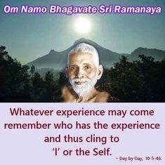 How the Mind Maps Reality, Part Conscious Thinking Great Quotes, Inspirational Quotes, Ramana Maharshi, States Of Consciousness, Om Namah Shivaya, Self Realization, Self Conscious, Yoga Meditation, Spirituality