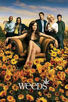 Weeds on @Showtime Networks...even though I will always watch this show, I loved the original cast and seasons 1-3 best!