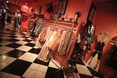 Betsey Johnson store. Heaven!