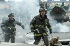 A Dark Day Photos from Chicago Fire on NBC.com