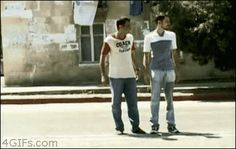 Funny Jaywalk Friends Fail Animated Picture | Funny Joke Pictures