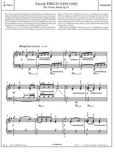 Moods Op.41 No.9 >>> KLICK auf die Noten um Reinzuhören <<<