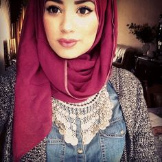 Hijab Hills. #hijab #fashion