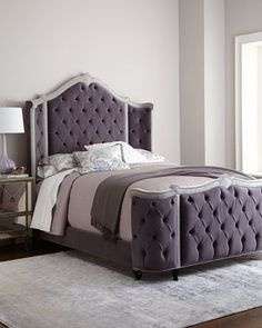 Penelope+Bed+by+Haute+House+at+Neiman+Marcus.