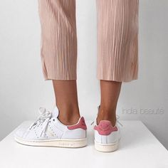 Adidas Stan Smith pink https://shoppers.theshopally.com/casteline/20160724/adidas-stan-smith-pink